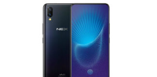 Vivo NEX launched for INR 44,990