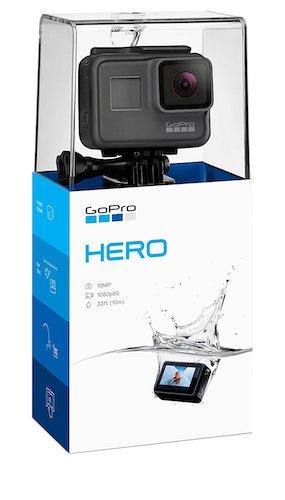 GoPro Hero HD Waterproof Action Camera Overview