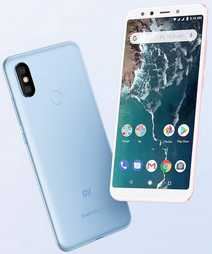 Mi A2 launched for INR 16999