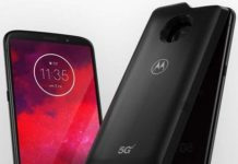 Moto Z3 with 5G Moto Mod launched