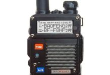 BaoFeng BF-F8HP (UV-5R 3rd Gen) 8-Watt Dual Band Two-Way Radio Overview