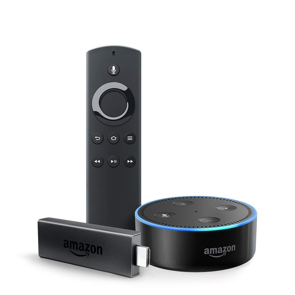 Fire TV Stick and Echo Dot combo offer for $74.98