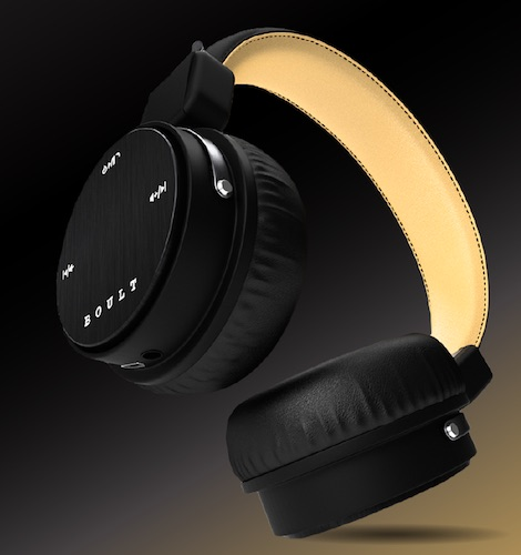 Boult Audio Flex Bluetooth Wireless Headphones launched