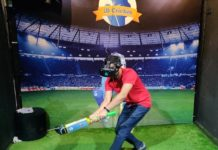 IB Cricket VR Gaming Experience