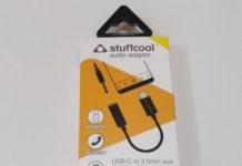 Stuffcool USB Type C to 3.5mm Aux Digital Audio Headphone Jack Adapter Review