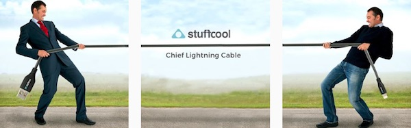 Stuffcool Chief lightning cable