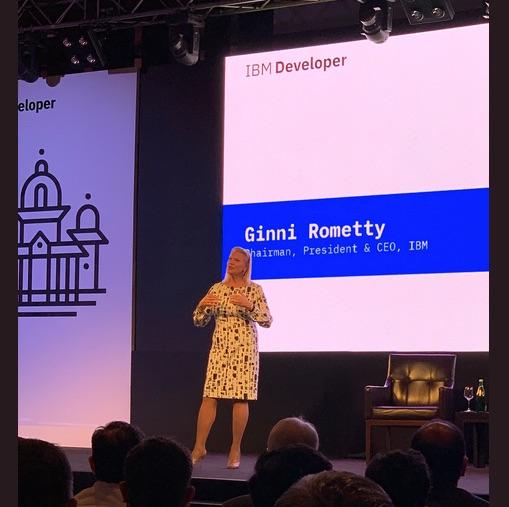 Gini Rometty