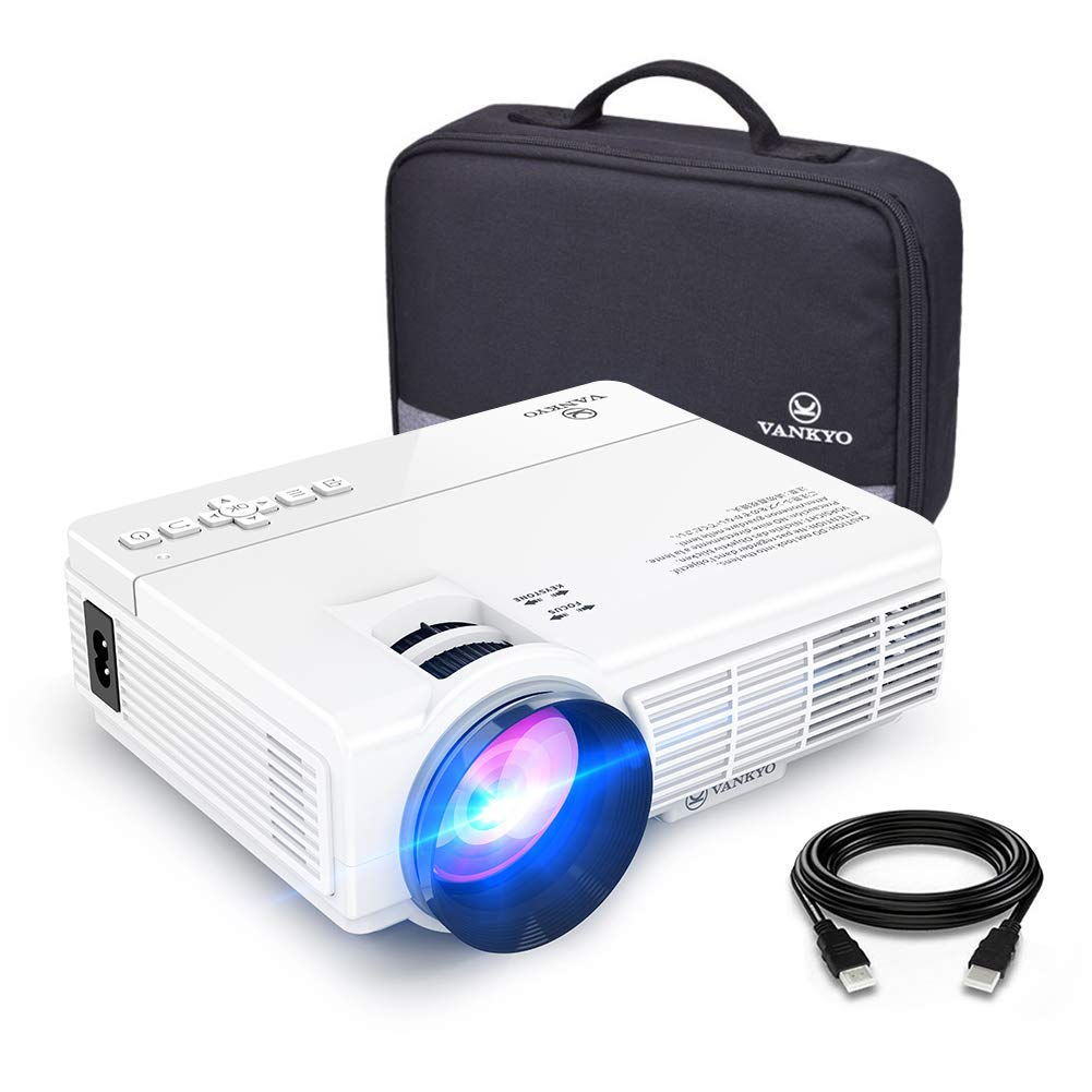 Vankyo Leisure 3 Portable Projector Overview