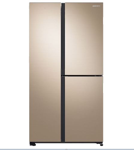 Samsung SpaceMax Series Side-by-Side Refrigerator now in India