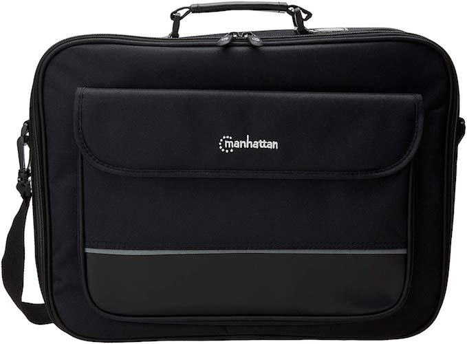 Manhattan 421560 Notebook Briefcase Overview