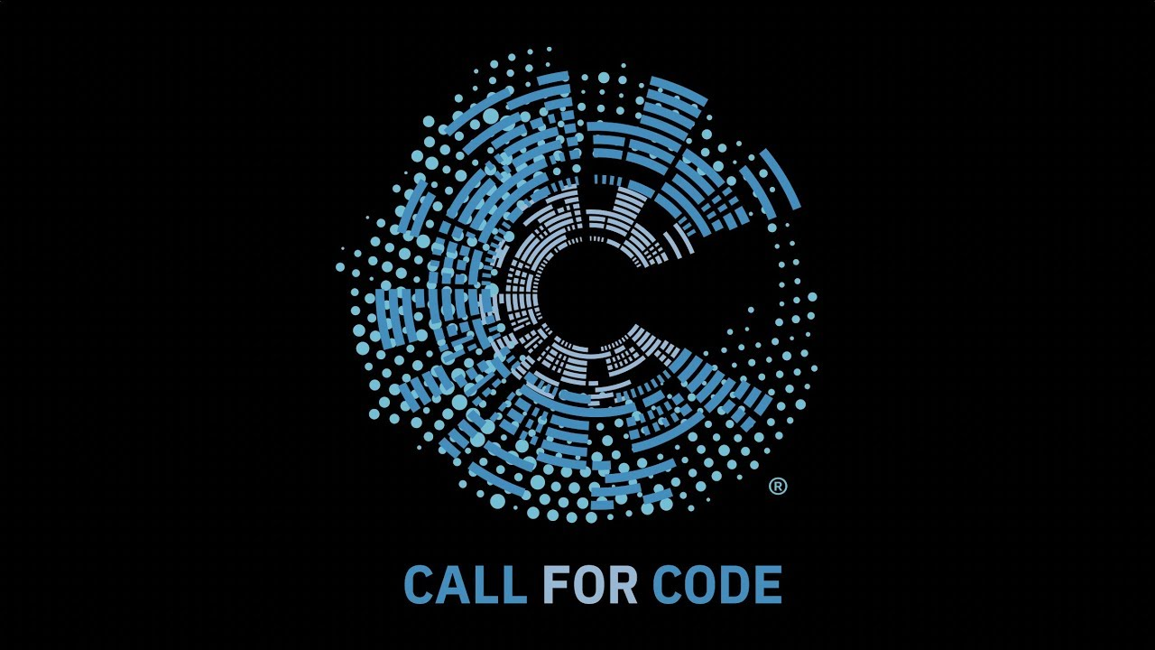 How to apply Call for Code 2019 Global Challenge