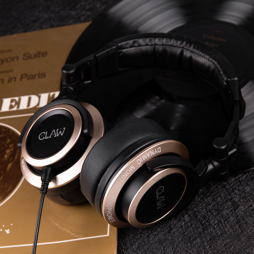 CLAW SM100 Professional DJ & Studio Monitoring Headphones launched