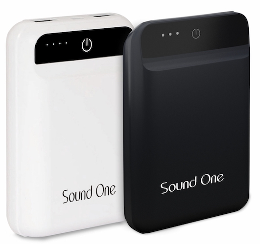Sound One 1003 Power Bank with 10000mAh launched