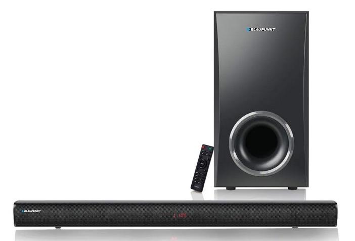 Blaupunkt SBWL-02 Soundbar launched in India