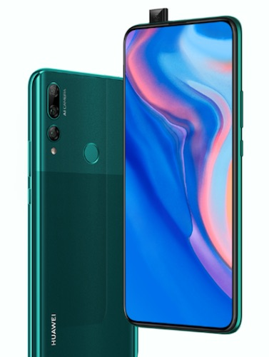 Huawei Y9 Prime 2019 phone launched in India for INR 15,990