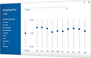 Probit Equalizer Pro Review - Enhance audio on Windows PC