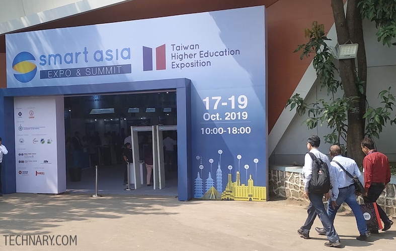 Smart Asia 2019 Expo and Summit - My Experience on the Smart Technology Expo