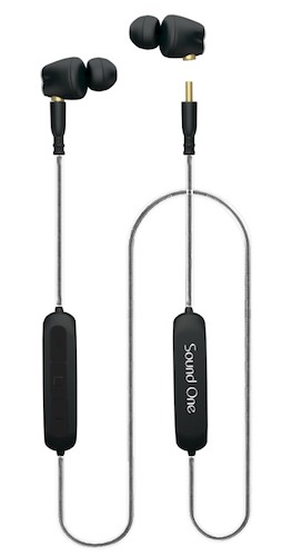 Sound One detachable Bluetooth Earphones launched in India