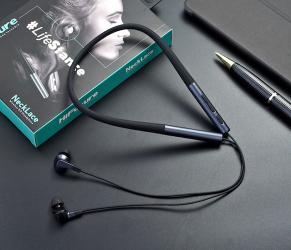 HiFuture Necklace In-Ear Wireless Earphones launched