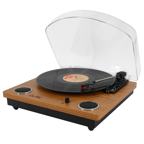 CLAW Stag Superb Plus Turntable Record Player
